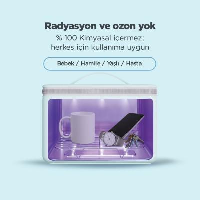 Taşınabilir Profesyonel Sterilizatör Sercair Space